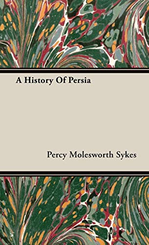 A History Of Persia