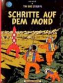 Tim und Struppi 16. Schritte auf dem Mond