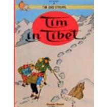 Tim und Struppi, Carlsen Comics, Neuausgabe, Bd.19, Tim in Tibet (Tim & Struppi, Band 19)