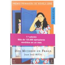 Dos mujeres en Praga