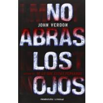 No Abras Los Ojos - Edición Limitada (Rocabolsillo Bestseller)